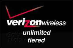 Verizon Wireless Unlimited Tiered Data