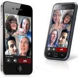 Video Chat Conference Call - 4 People
