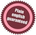Plain English Guaranteed