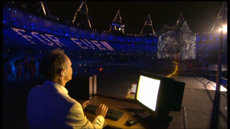 Tim Berners-Lee - For Everyone - London 2012 Opening Ceremony