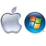 Mac Windows Logos