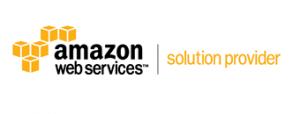 Amazon Web Services Solution Provider Cloud Logo