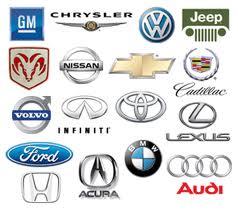 Modern Car Company Logos