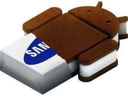 Samsung Android 4.0 Ice Cream Sandwich
