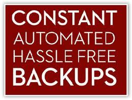 VaultPress Auto Backups