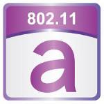802.11a Logo