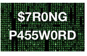 Strong LEET Password